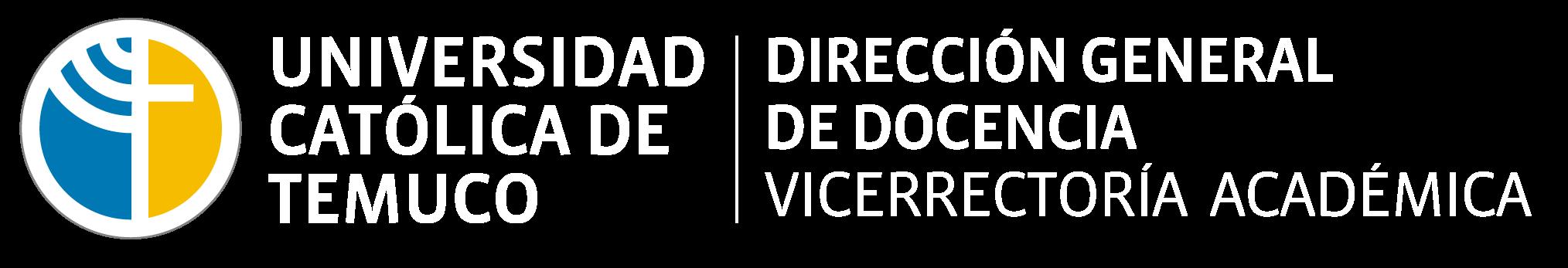 logo de la universidad catolica de temuco